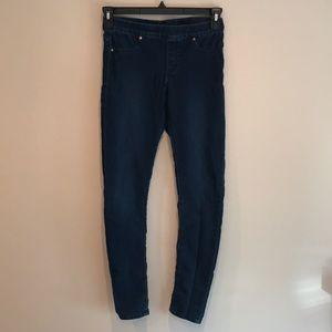 H&M Dark Blue Jeggings - Size 6